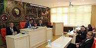 Gümüşhane İl Genel Meclisi'nin Ekim ayı toplantıları bitti