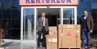 Adli Tıp Kurumundan Gümüşhane Üniversitesine önemli bağış