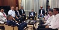 Aydın Başkanlarla Ankara'da Yatırımları Takip Ediyor