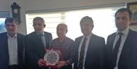 Torul Gençlik'ten Başkanlara Teşekkür