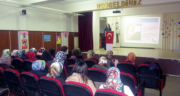 TKB'den kadınlara seminer