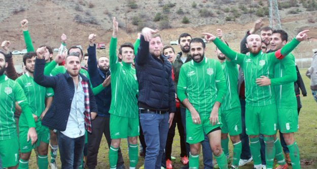 Torul, Yomra'dan 3 puanı 3 golle aldı
