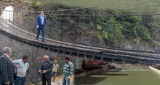 Torul'a Yaya Köprüleri Geliyor
