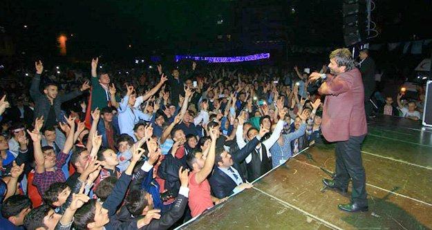 Torul'da coşkulu konser