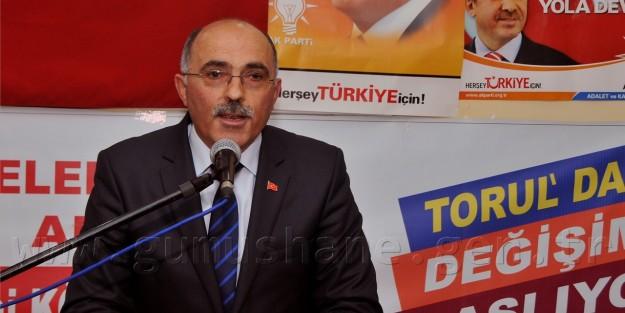 Torul'da Seçim Sonucu Değişmedi