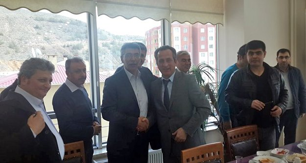 Trabzon BB'ye Gümüşhaneli Daire Başkanı