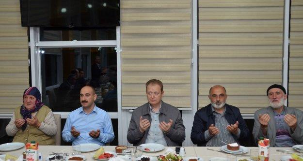 Vali Yavuz, Torul Kaymakamlığının İftar Programına Katıldı