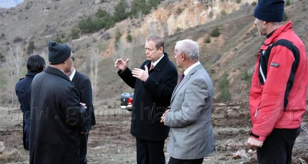 Vali Yavuzdan Süleymaniyeye mekanik tesis talimatı