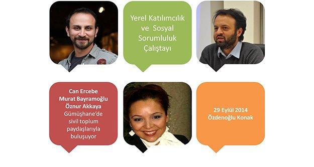 Yerel Katılımcılık ve Sosyal Sorumluluk Çalıştayı Yapılacak