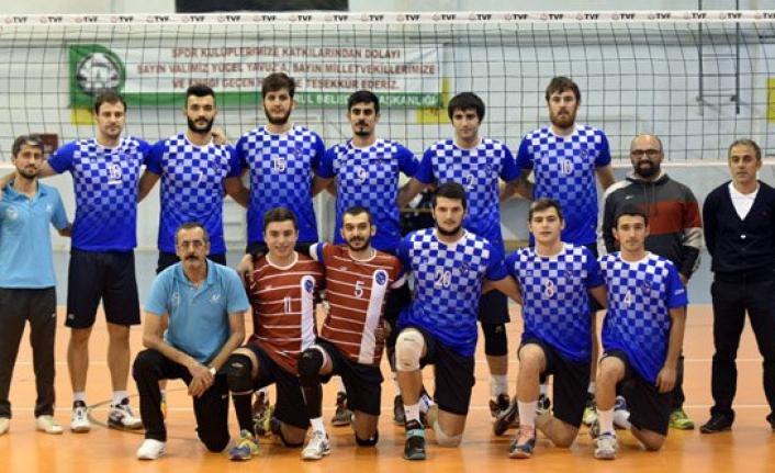 Torul Gençlik'in hedefi 1. Lig