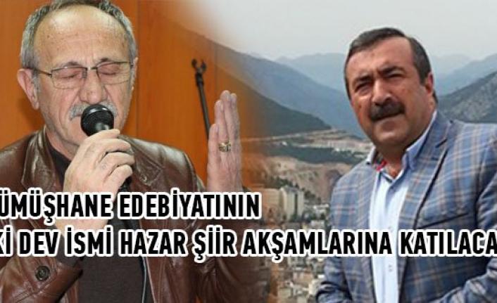 Gümüşhaneli İki Şair Türk Dünyasının En Büyük Şiir Şöleninde