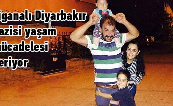Diyarbakır gazisi yaşam mücadelesi veriyor