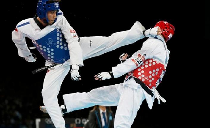 Taekwondo grup müsabakaları Gümüşhane'de yapılacak