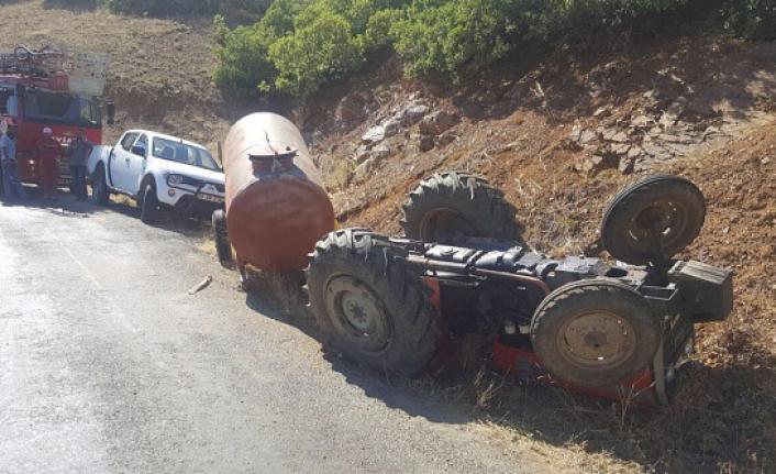Şiran'da feci kaza: 2 genç öldü, 1 kişi yaralandı