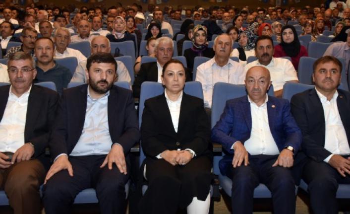 AK Parti Gümüşhane Merkez İlçe Kongresi yapıldı