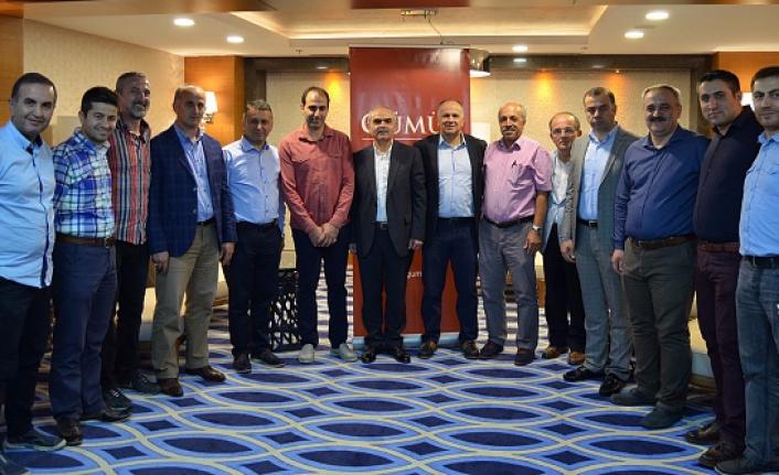 GÜMÜP Güneş Enerjisi Konferansı Düzenledi