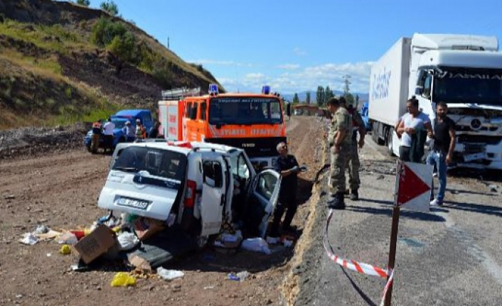 Sivas'tan acı haber: 2 ölü