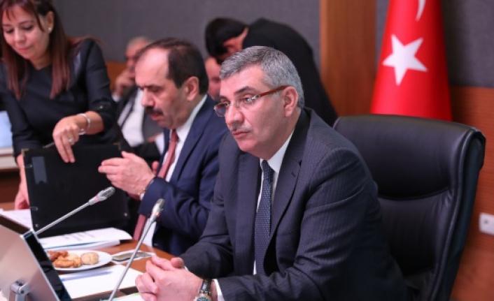 Çevre Komisyonu toplandı