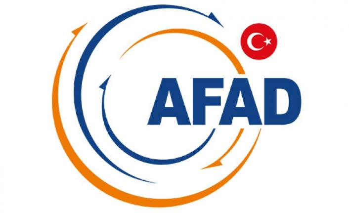 AFAD 86 olaya müdahale etti
