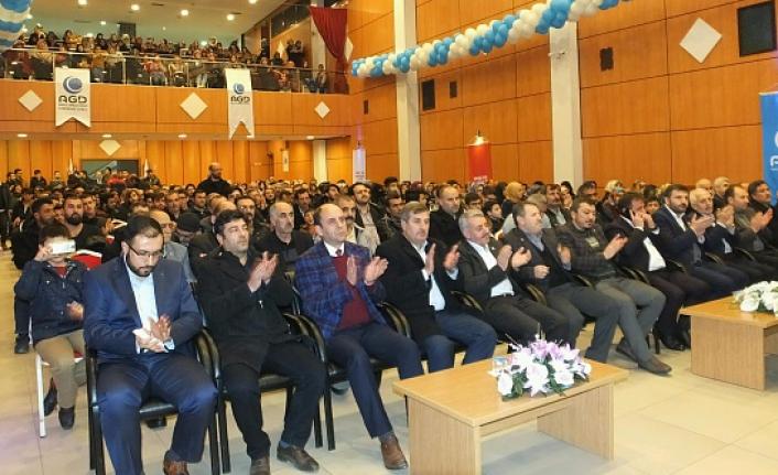 AGD'den 'Mekke'nin ve Kudüs'ün fethi' programı