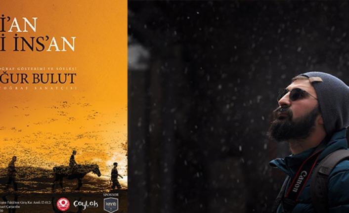 Çaylak'ın konuğu fotoğraf sanatçısı Uğur Bulut