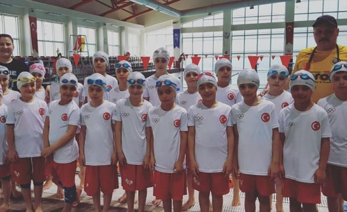 Yüzme il birinciliği 19 Nisan'da yapılacak