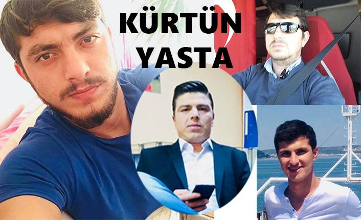 Çankırı'dan Kürtün'e acı haber: 4 ölü