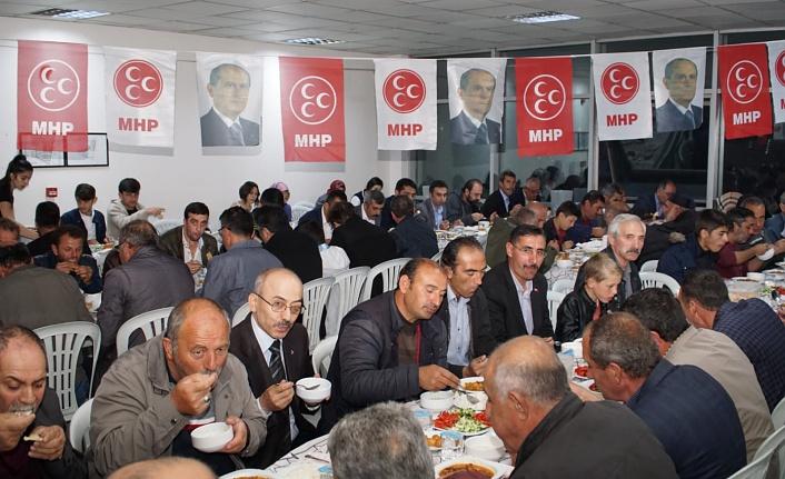 'Cümbüş ittifakının kimlerden destek aldığını halkımızın takdirine bırakıyoruz'