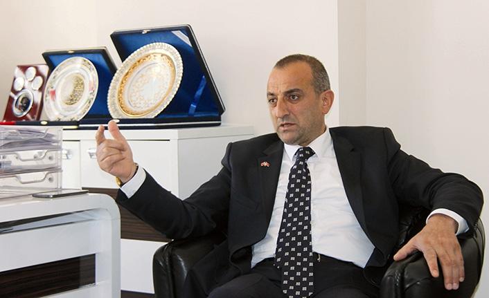 'Cumhurbaşkanı Erdoğan seçilmezse bizim seçilmemizin bir anlamı yok'