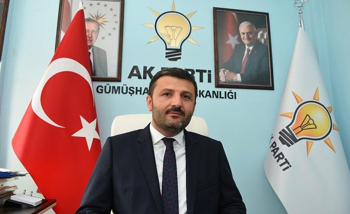 Gümüşhane'den Cumhurbaşkanı ve AK Parti'ye rekor destek