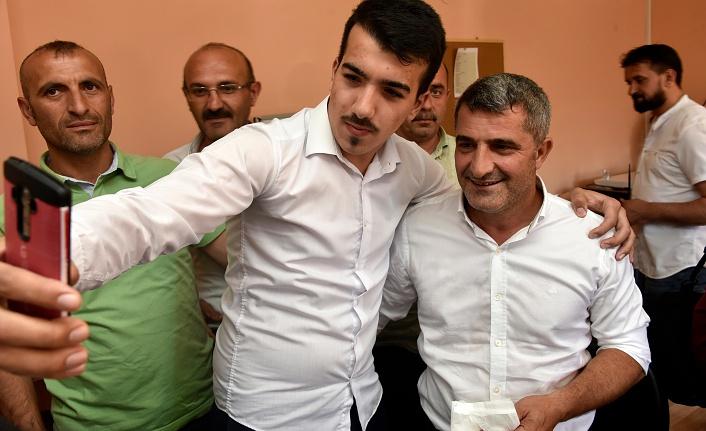 Gümüşhanespor'un yeni başkanı Kurban Karagöz oldu