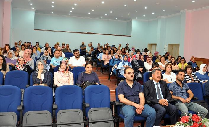 Öğretmenlere ABİDE semineri