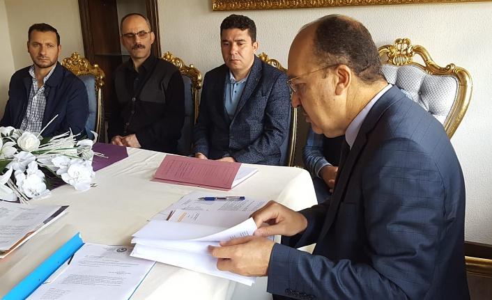 Süleymaniye Ofisi'nde ilk yönetim kurulu toplantısı gerçekleştirildi