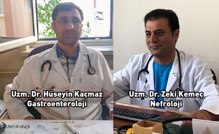 Gastroenteroloji ve Nefroloji poliklinik hizmeti verilmeye başlandı