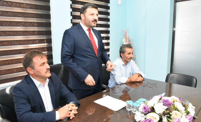 AK Parti'den kongre öncesi basın açıklaması