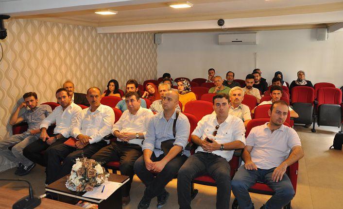 Gümüşhane'de 'Solucan Gübresi Üretiminin Yaygınlaştırılması Projesi' hayata geçiyor