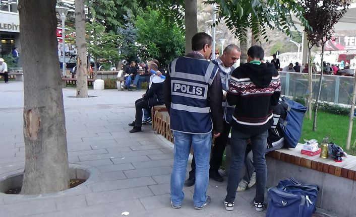 Türkiye Güven Huzur Uygulaması Gümüşhane'de de yapıldı