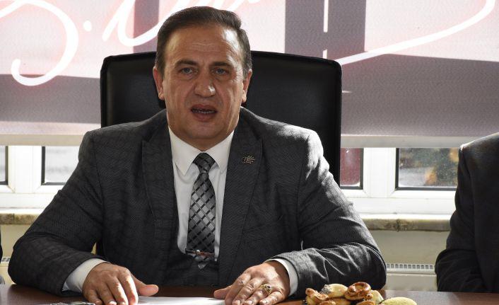 CHP'nin ilk aday adayı İl Başkanı Bedri Ağaç oldu