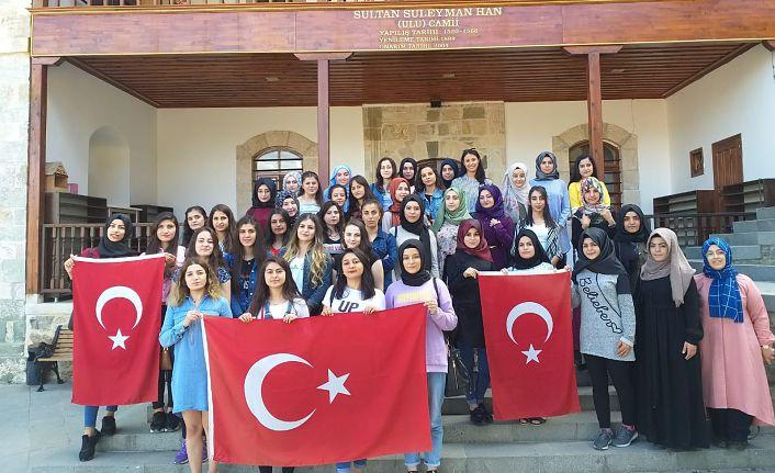 Gümüşhane KYK Camiler ve Din Görevlileri Haftasını kutladı