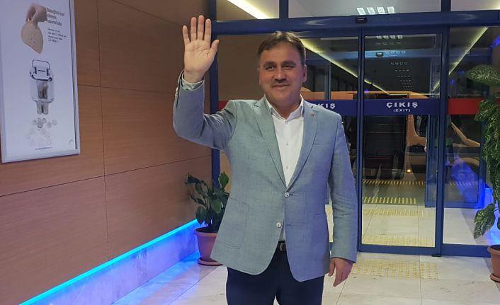 AK Parti'nin adayı Ercan Çimen oldu
