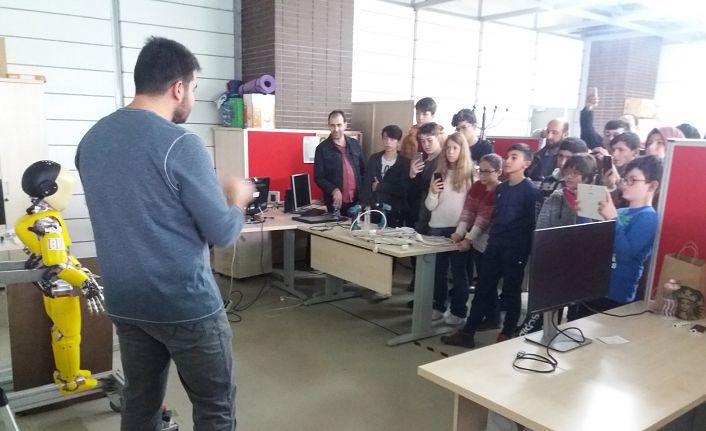 Geleceğin yazılımcıları Ankara'da