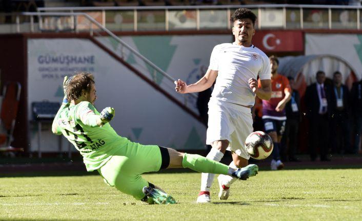Gümüş kupaya penaltılarla veda etti: 5-7