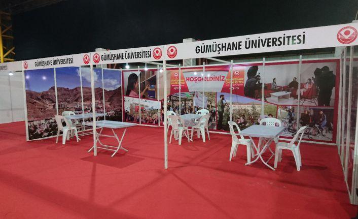 Gümüşhane Üniversitesi, Kocaeli Gümüşhane Tanıtım Günlerinde