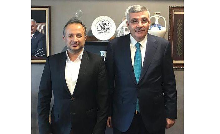 Tunç, Ünlüpınar Belediye Başkanlığına talip oldu