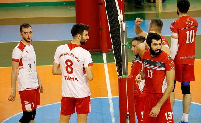 Torul Gençlik devreyi 4.sırada tamamladı