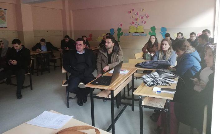 eTwinning Öğretmen Eğitimleri Düzenlendi