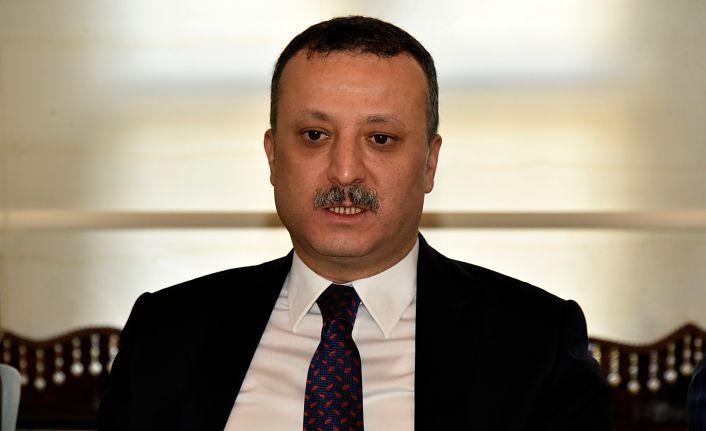 'Süleymaniye bu memleketin en önemli önceliği'