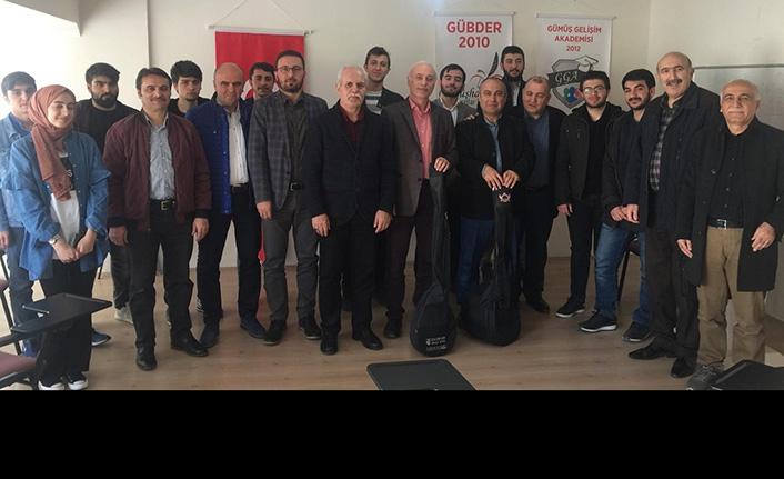 GGA'nın 'Gençlerle Başbaşa' programında Endüstri 4.0 konuşuldu