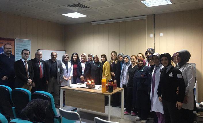 Hastanelerde 8 Mart Dünya Kadınlar Günü Etkinlikleri