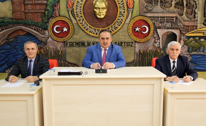İl Genel Meclisi'nin mart ayı toplantıları başladı